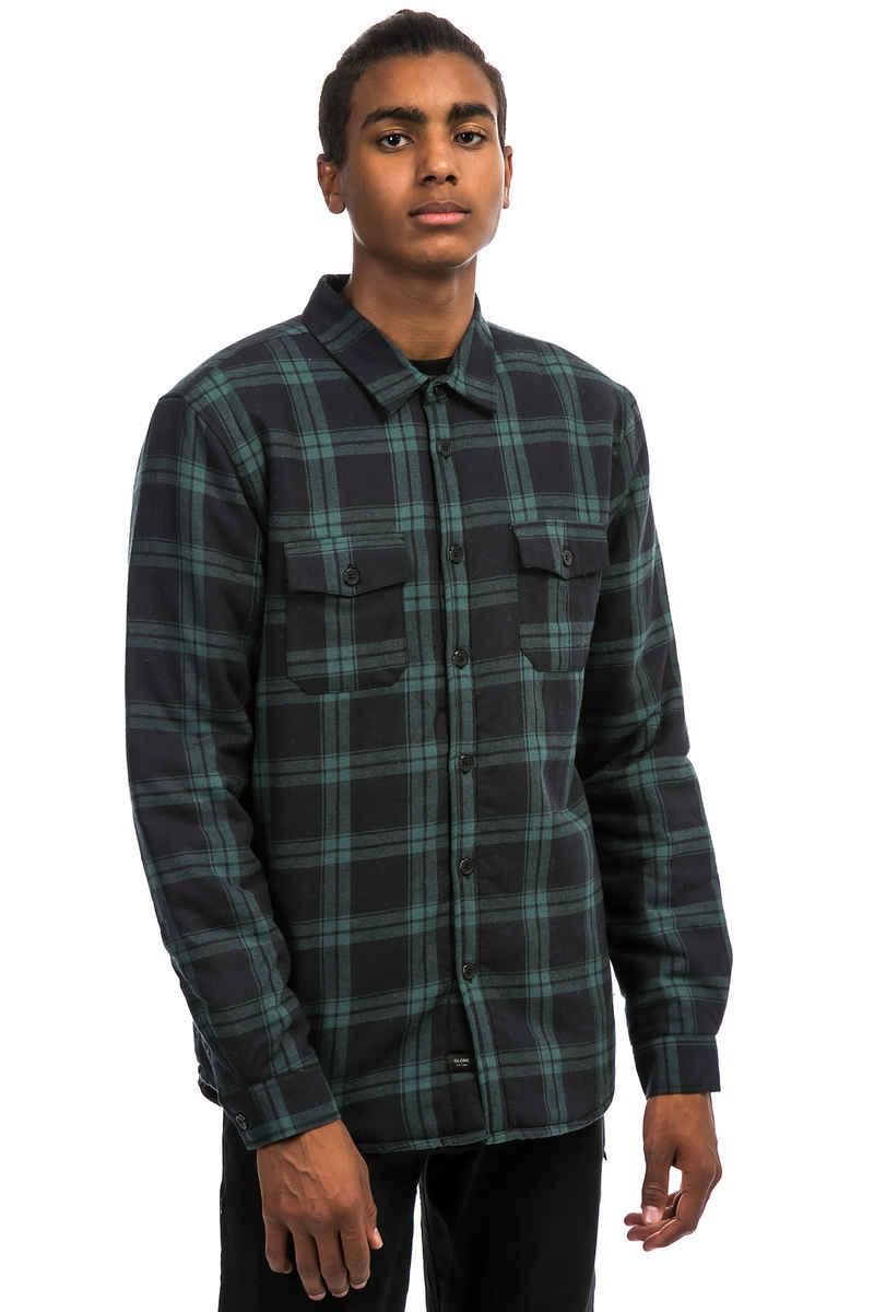 Globe Camden II Flannelshirt (black)