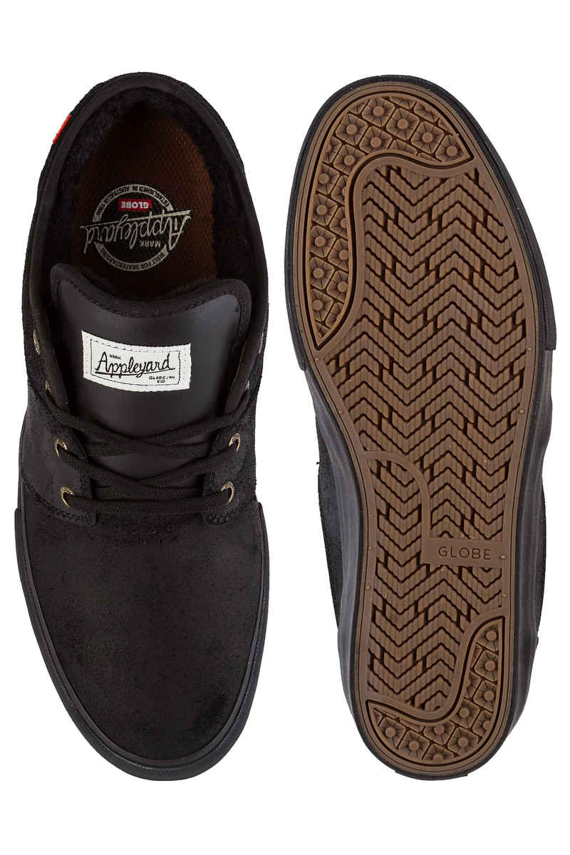 Globe Mahalo Schuh (black fur)