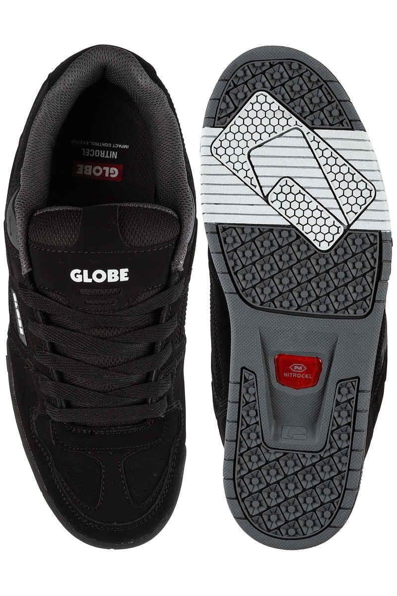 Globe Fury Schuh (black black)