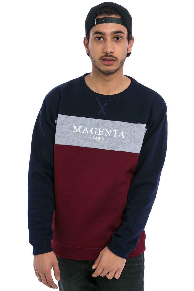 Magenta Paris Sweatshirt (multi)