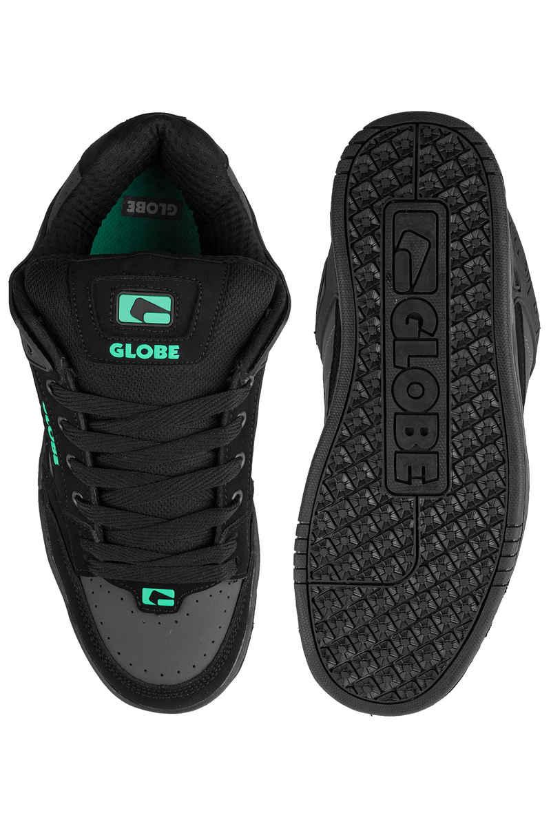 Globe Tilt Shoes  (black ebony teal)