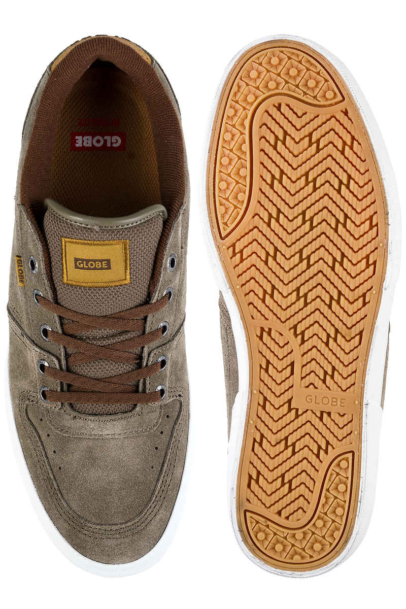 Globe Mojo Legacy Shoes (walnut)