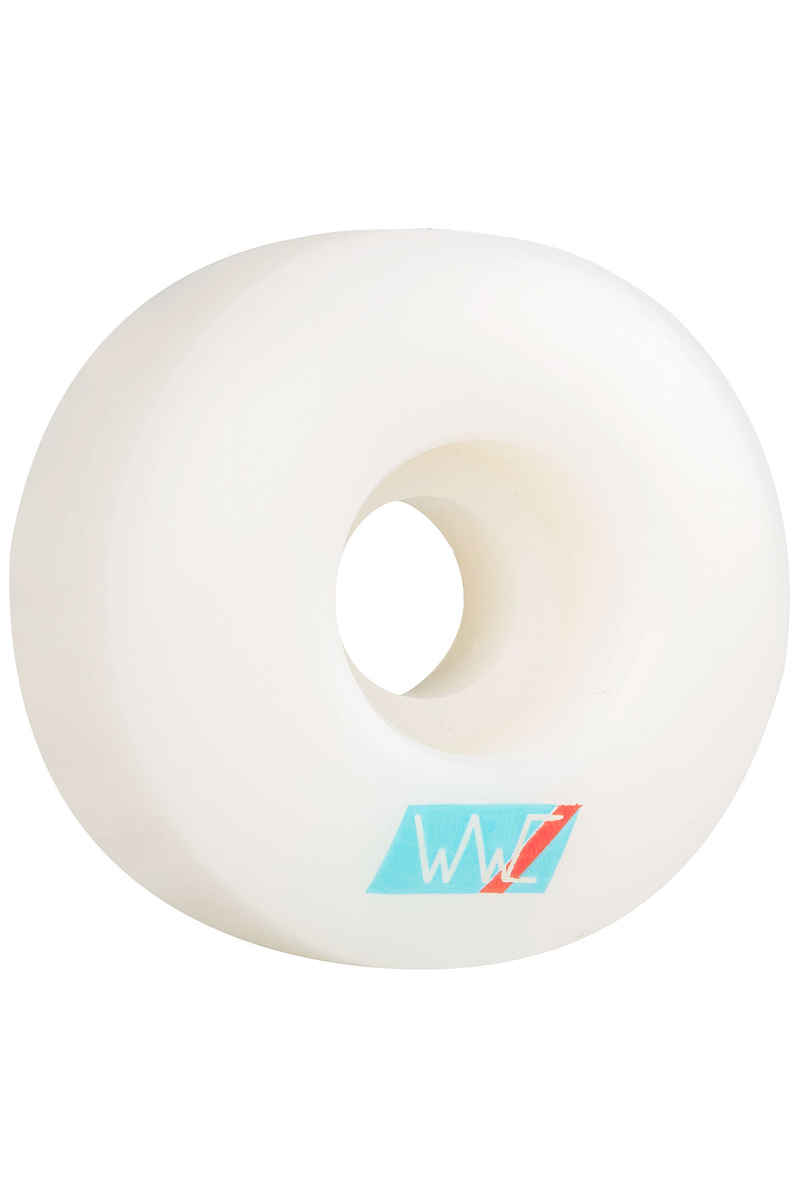 Wayward Clarke Formula Won Roue (white teal red) 52mm 101A 4 Pack