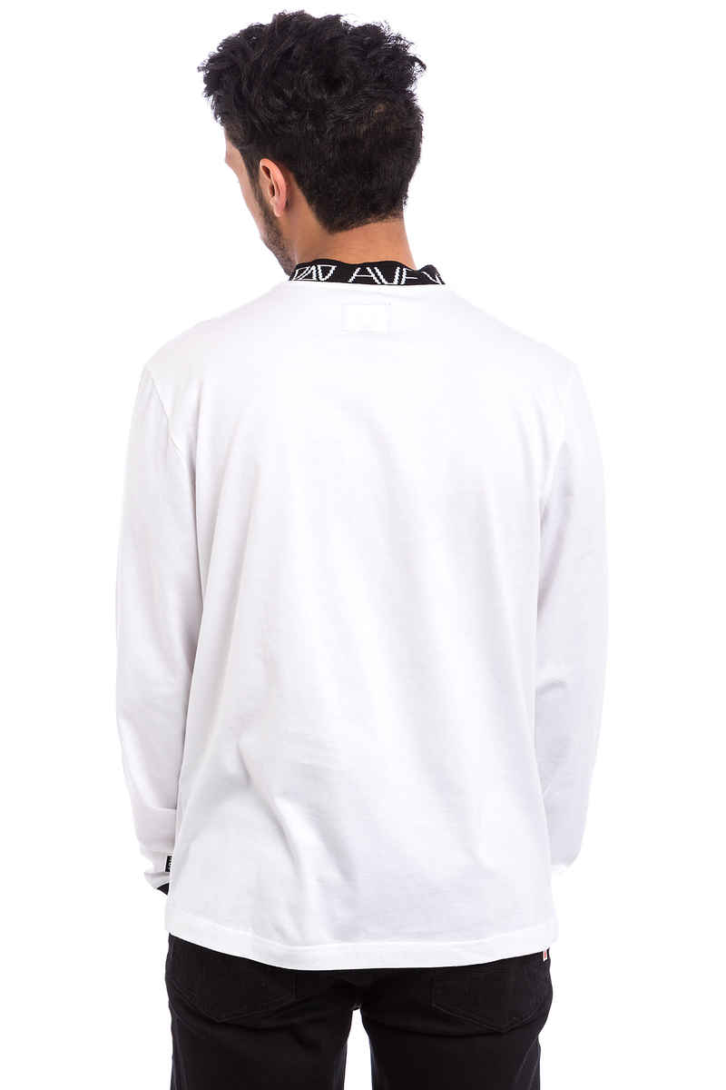 HUF Letras Longsleeve (white)