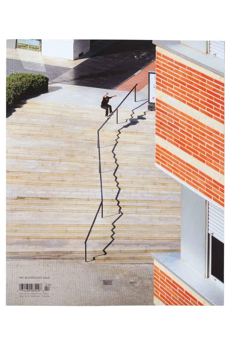 The Skateboard Mag Februar 2017 Magazin