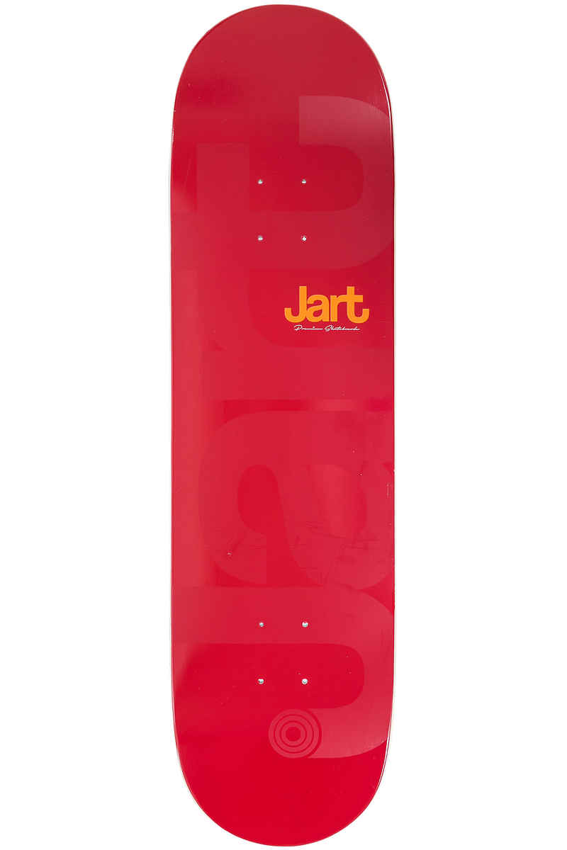 "Jart Skateboards Biggie 8.5"" Deck (red)"