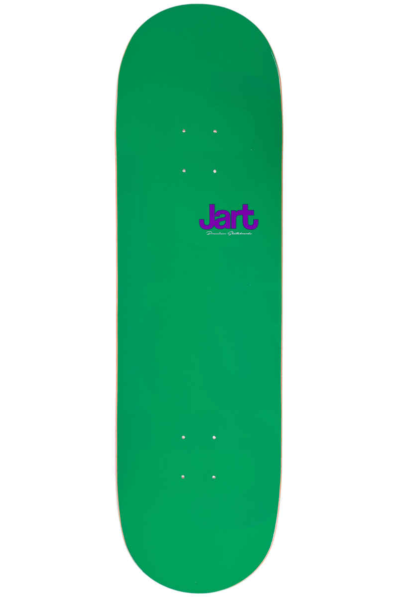 "Jart Skateboards Biggie 9"" Deck (green)"