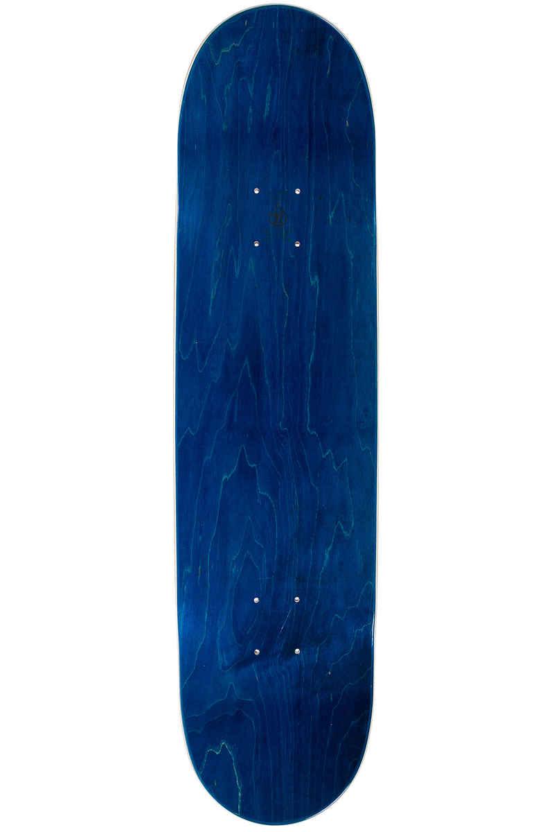 """Jart Skateboards Painting 8.125"""" Planche Skate (white)"""