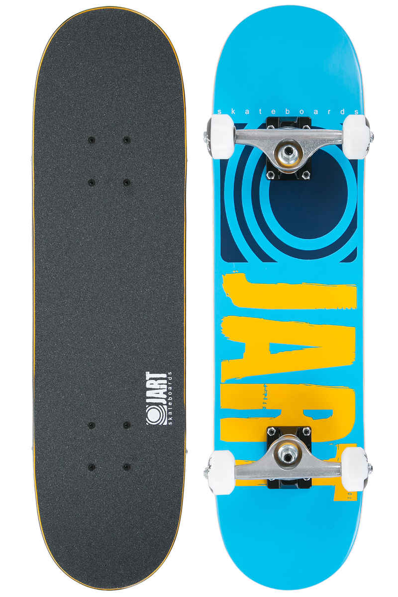 "Jart Skateboards Classic 7.25"" Complete-Board kids (blue)"