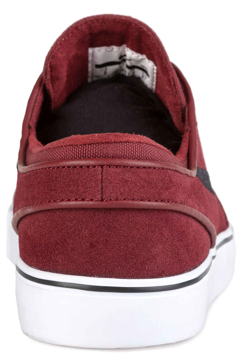 Nike SB Zoom Stefan Janoski Chaussure (dark team red black)