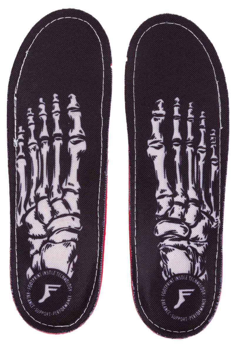 Footprint Skeleton PU Gamechangers Semelle (black)