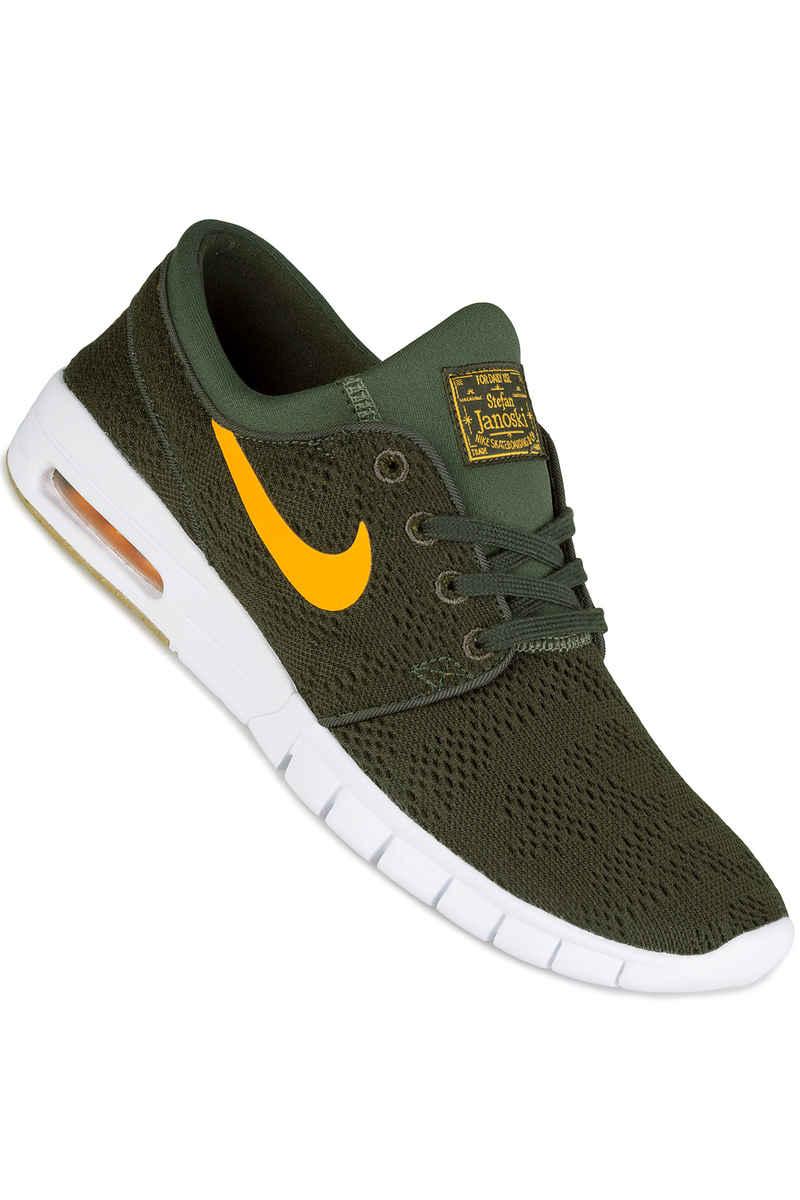 Nike SB Stefan Janoski Max Schuh (sequoia circuit orange)