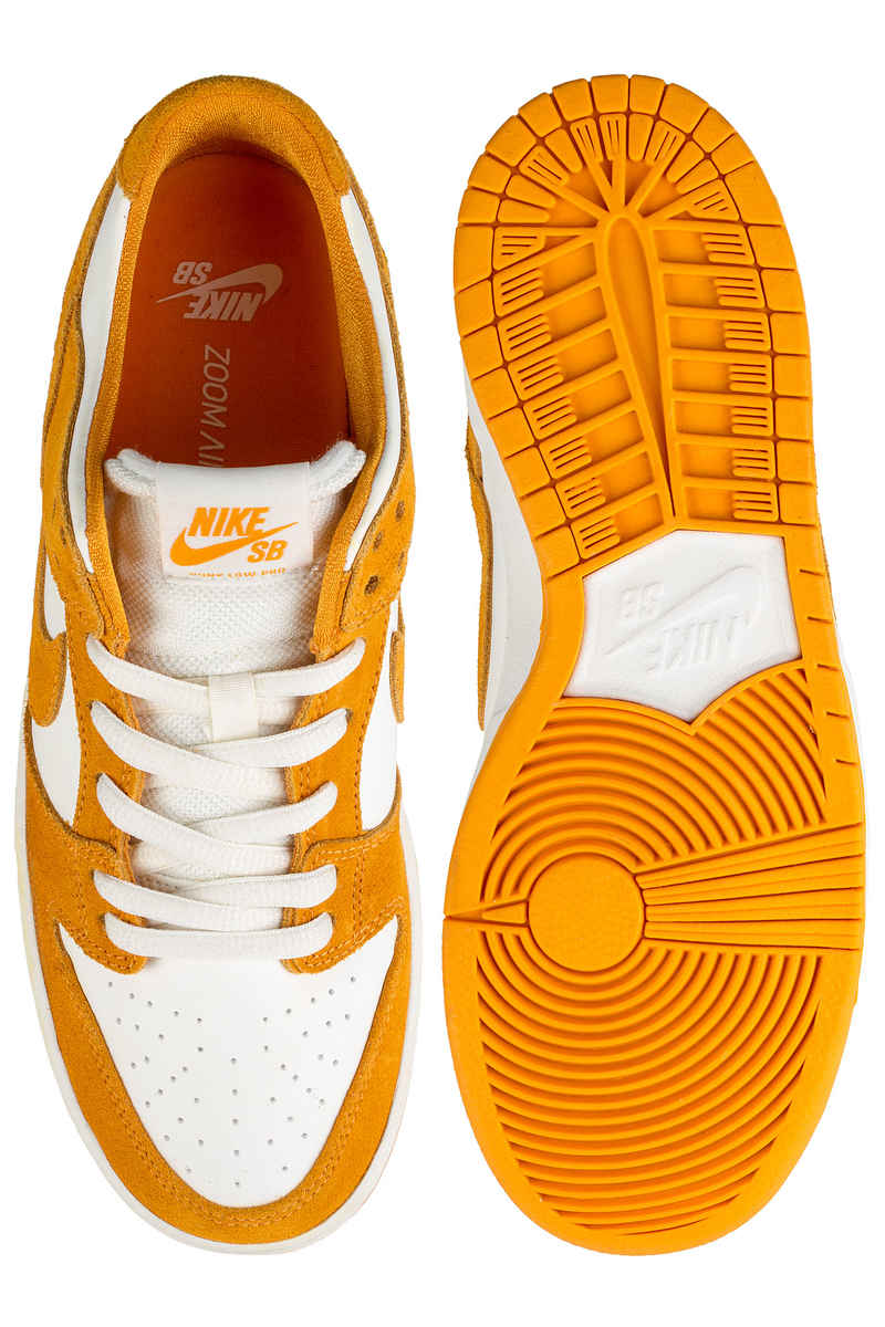 Nike SB Dunk Low Pro Chaussure (circuit orange sail)