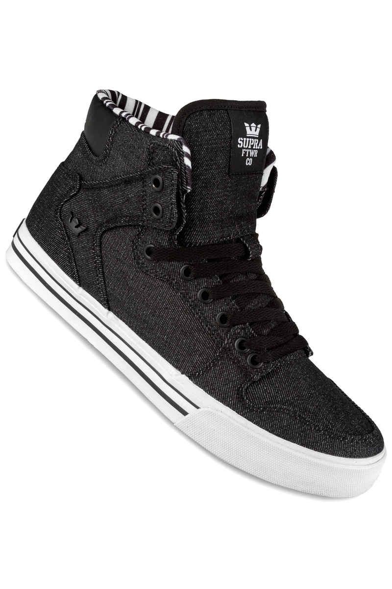 Supra Vaider Shoes (black white)