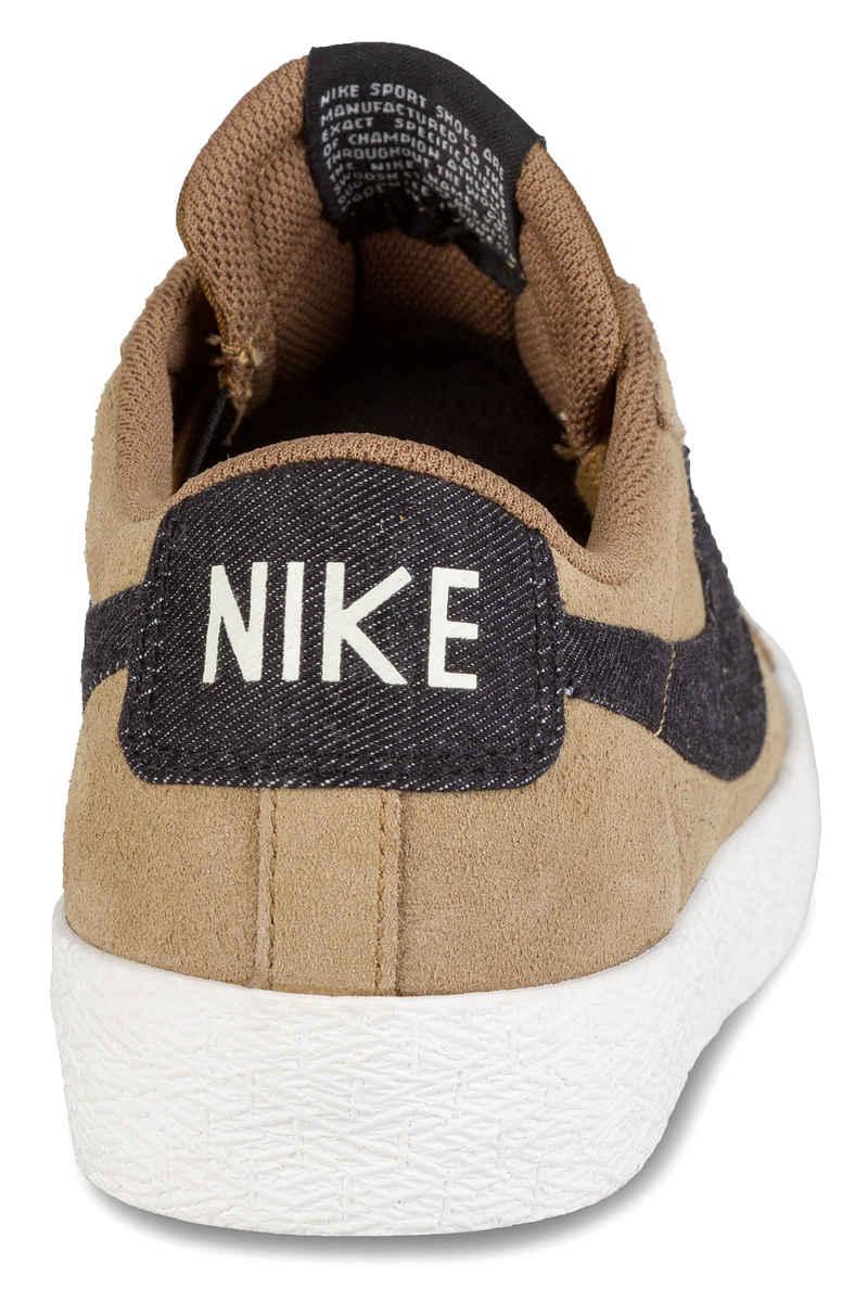 Nike SB Zoom Blazer Low Schuh (golden beige black)