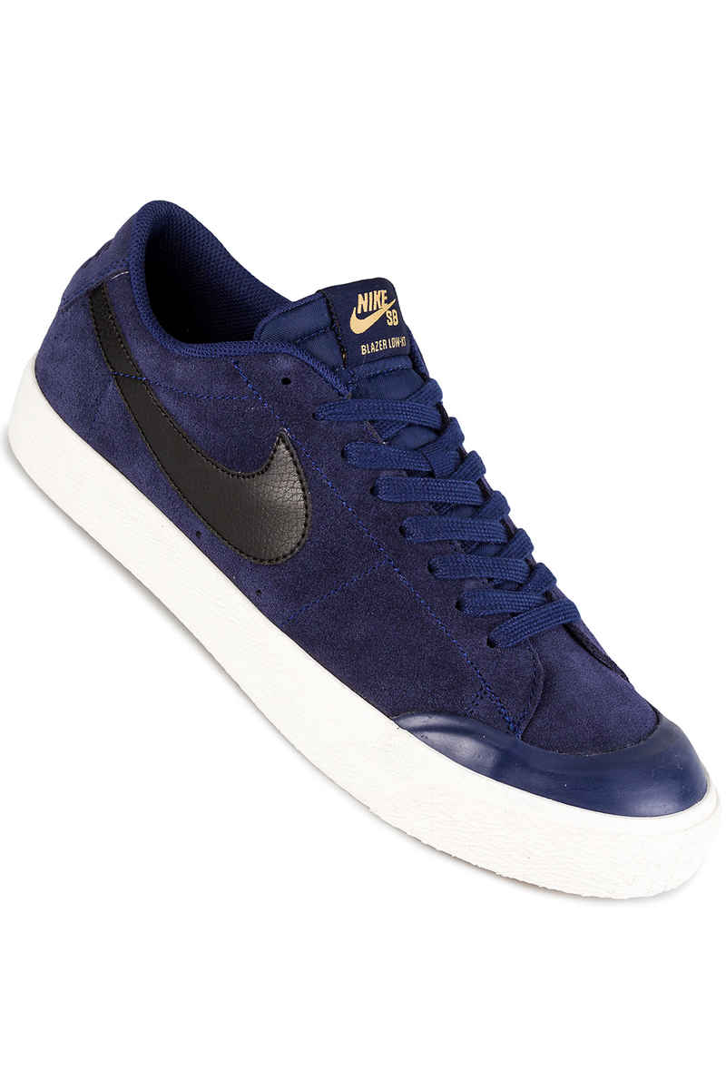 Nike SB Zoom Blazer Low XT Chaussure (binary blue black)