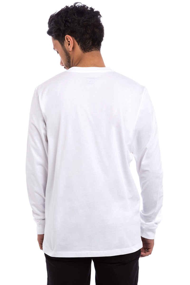 SK8DLX 411 Longsleeve (white)