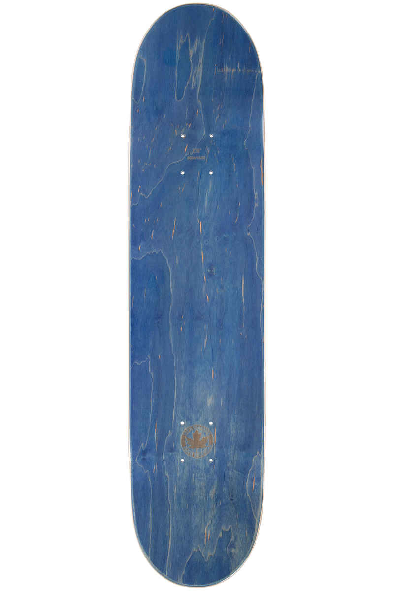 "Inpeddo Higher Vibrations 7.75"" Planche Skate (blue)"