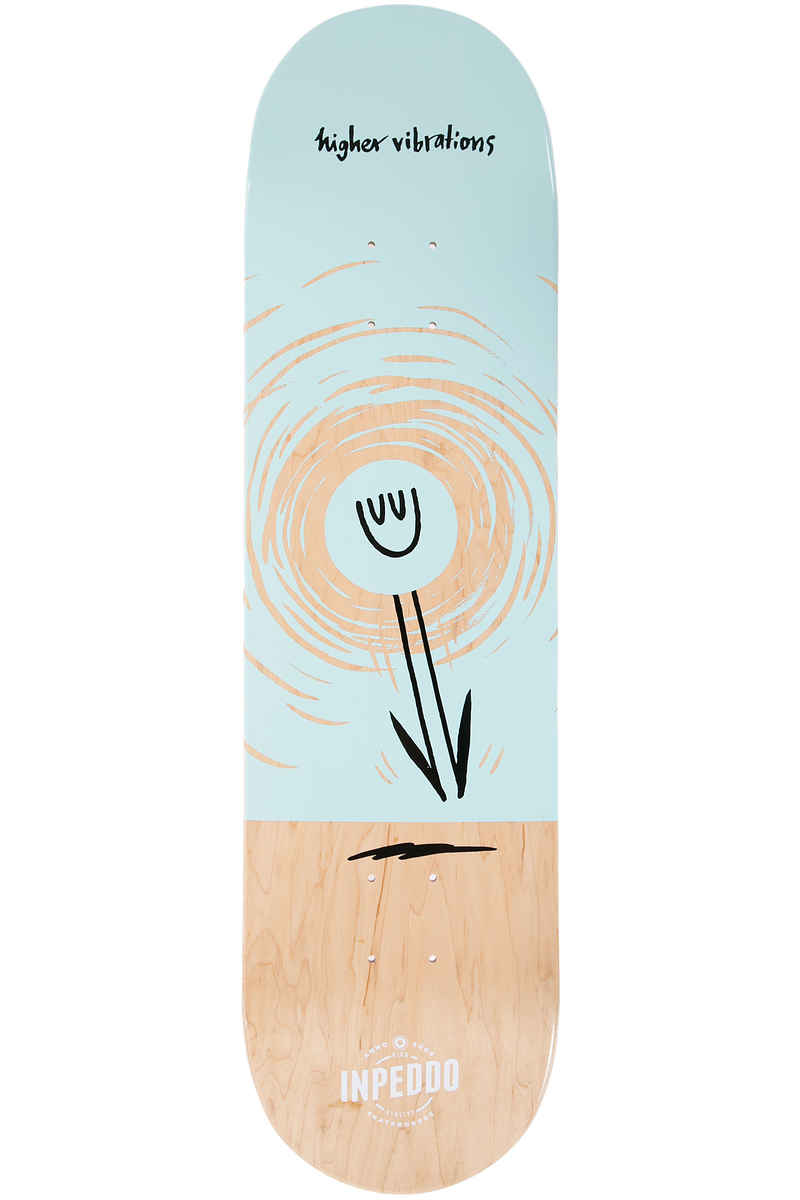 "Inpeddo Higher Vibrations 7.875"" Deck (wood)"