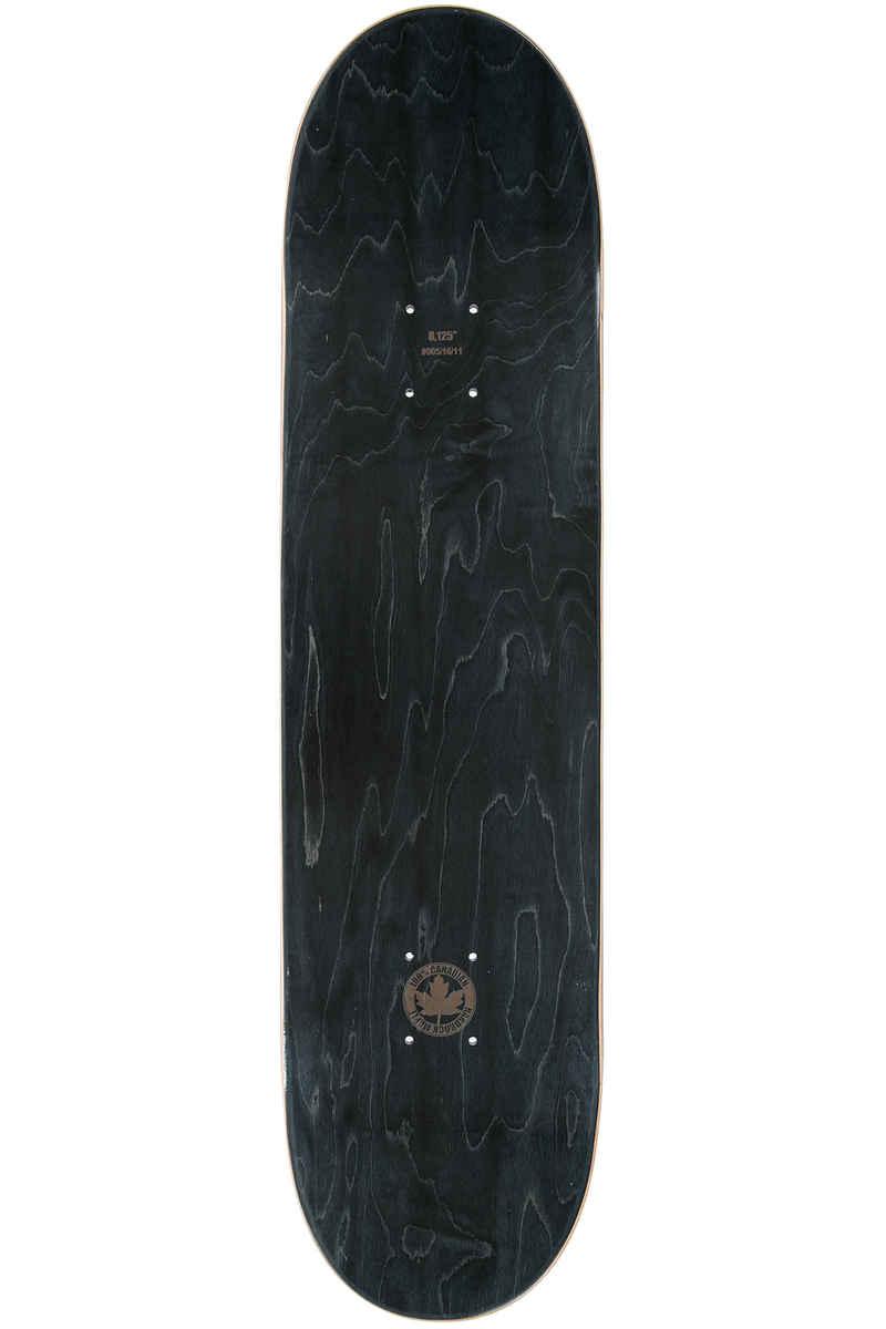 "Inpeddo Higher Vibrations 8.125"" Planche Skate (black)"