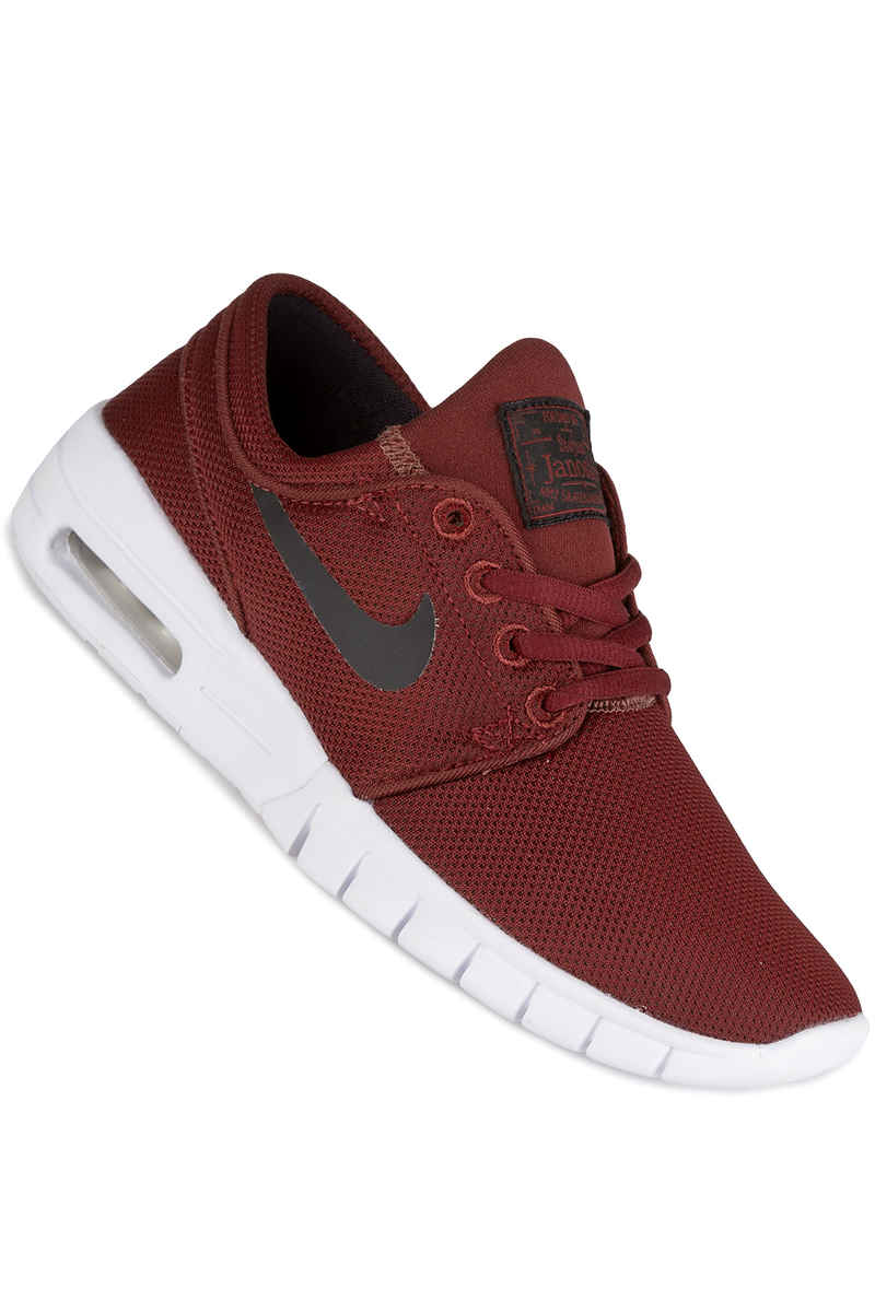 Nike SB Stefan Janoski Max Schuh kids (dark team red black)