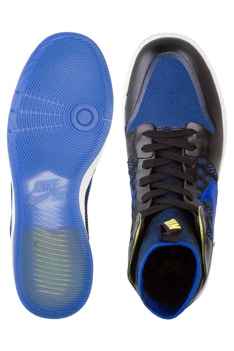 Nike SB Dunk High Elite Kevin Terpening QS Schuh (black racer blue)