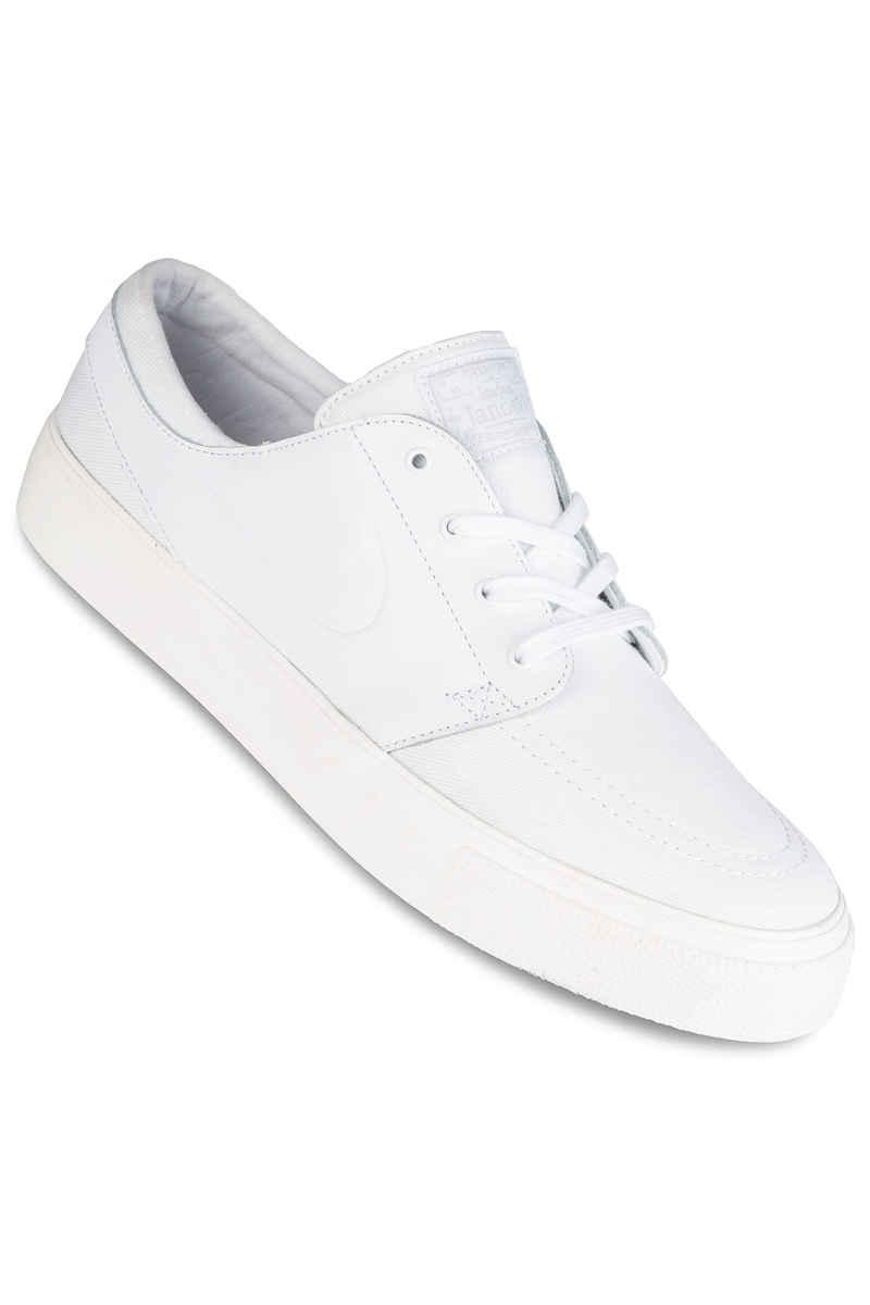 Nike SB Zoom Stefan Janoski Elite HT Shoes (white white)