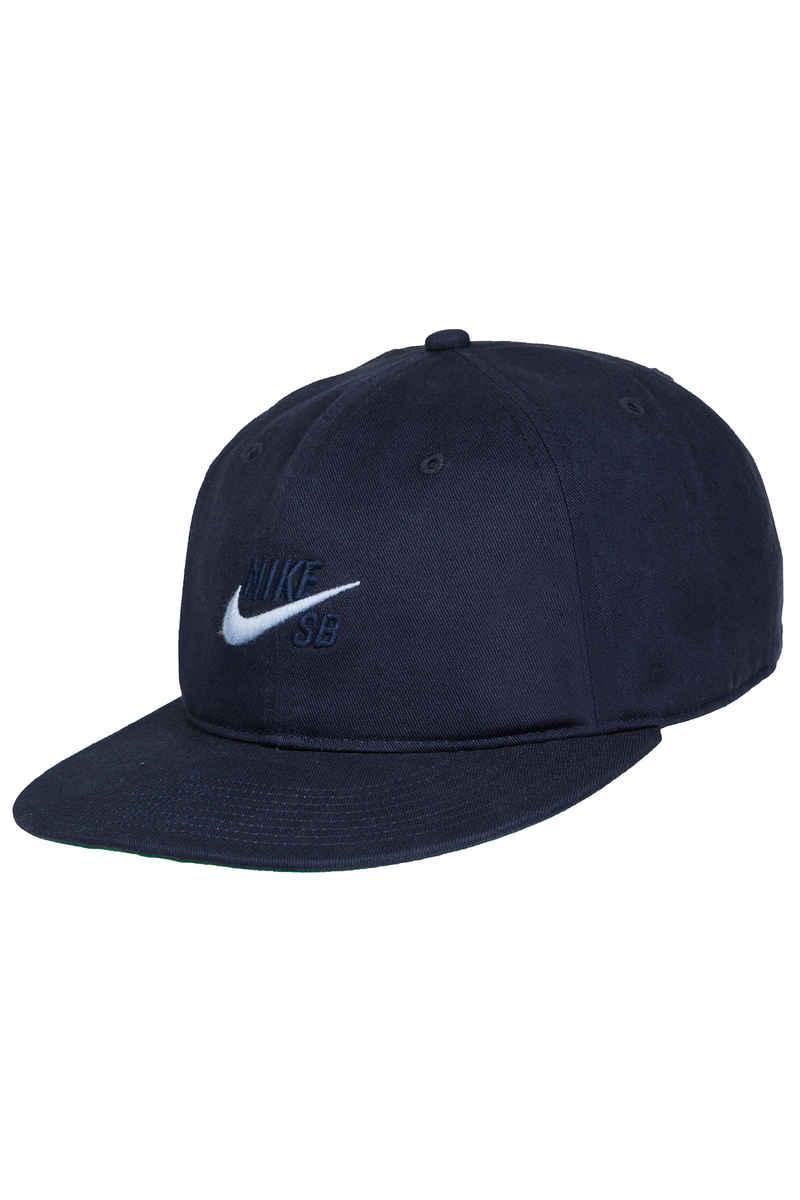 Nike SB Vintage Snapback Cap (obsidian hydrogen blue) buy at skatedeluxe b2c81c571b80