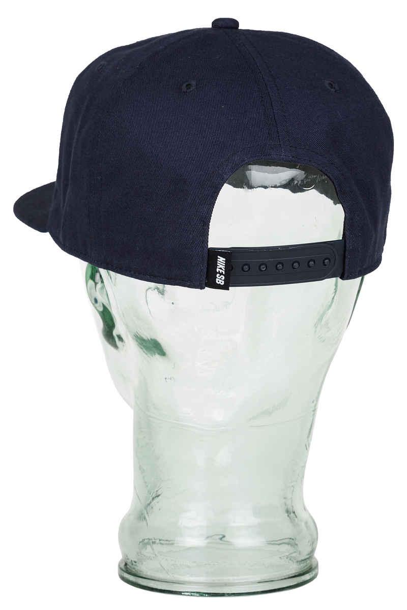 9b005f5cd55 Nike SB Vintage Snapback Cap (obsidian hydrogen blue) buy at skatedeluxe