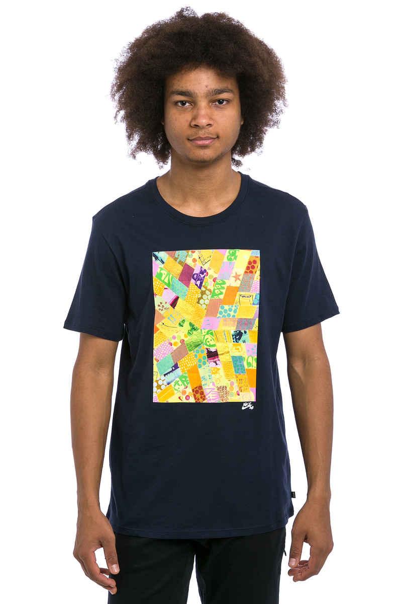 9f745d5a6 Nike SB x Thomas Campbell Quilt T-Shirt (obsidian) kaufen bei ...