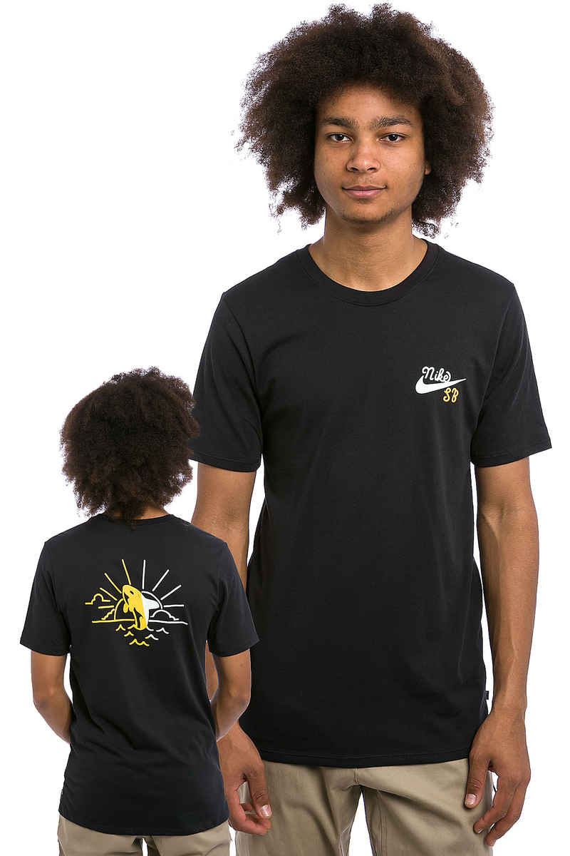 Nike SB Dry Whale T-Shirt (black)
