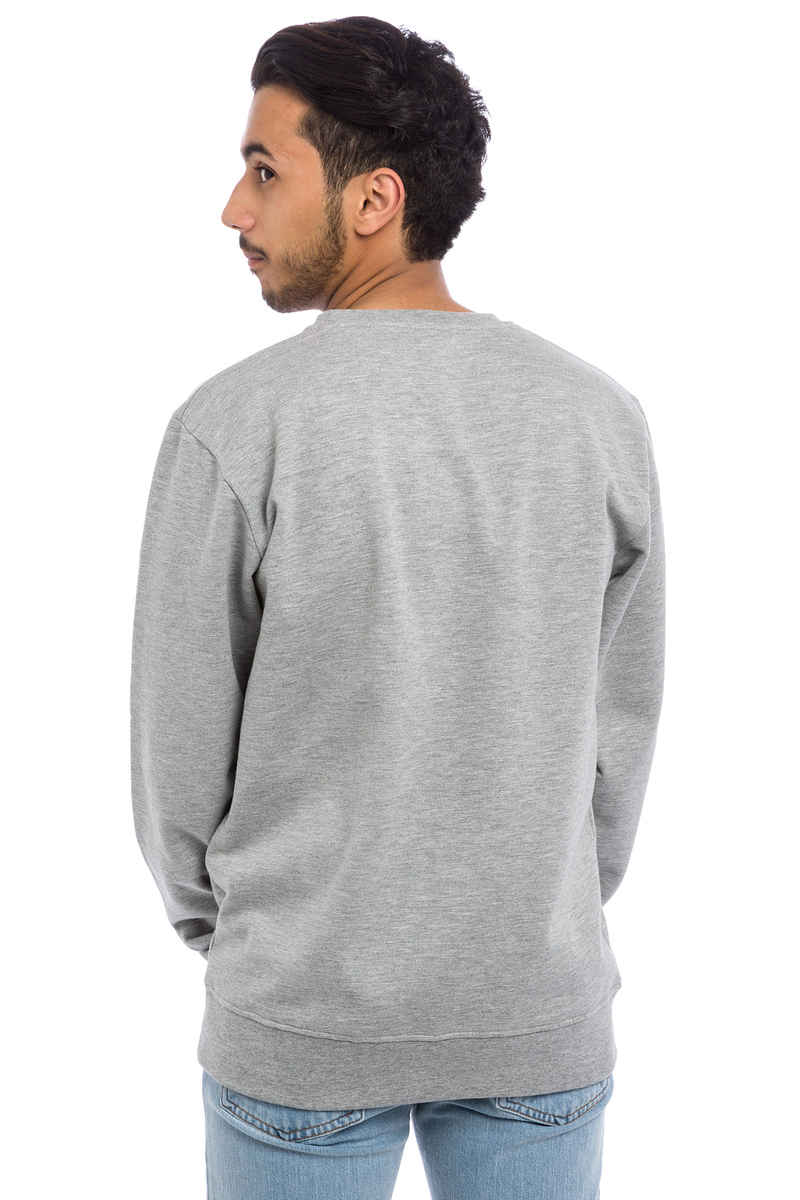 SK8DLX Lazer Sweatshirt (heather grey black)