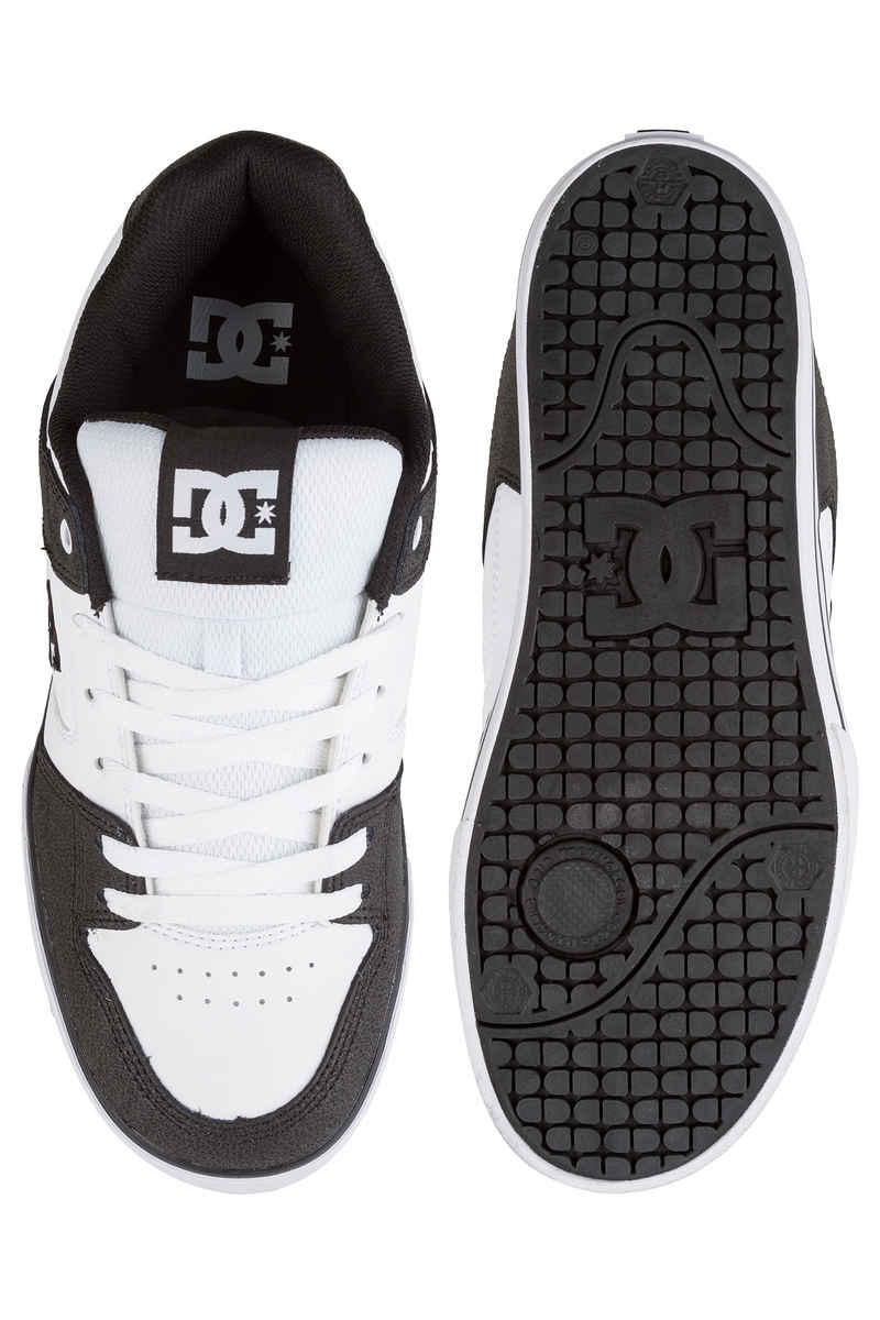 DC Pure Shoes (black white black)