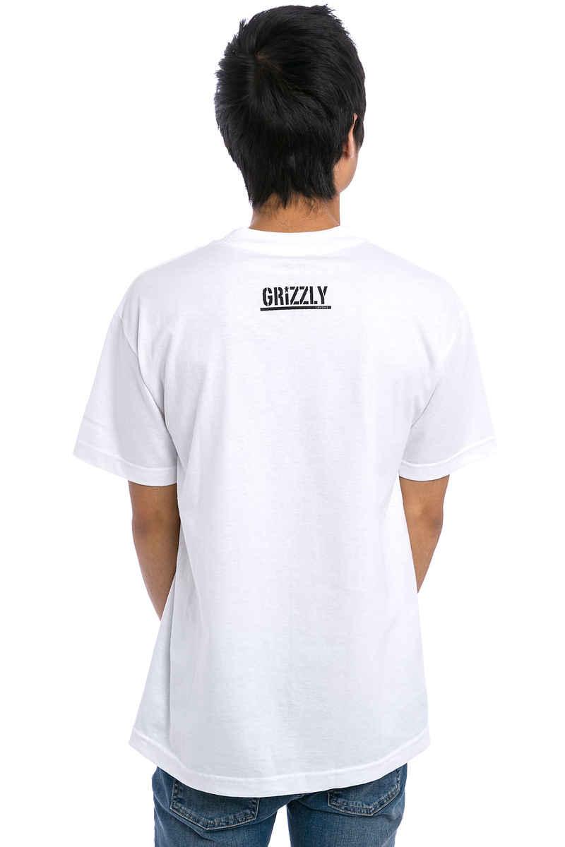 Grizzly OG Bear Logo T-shirt