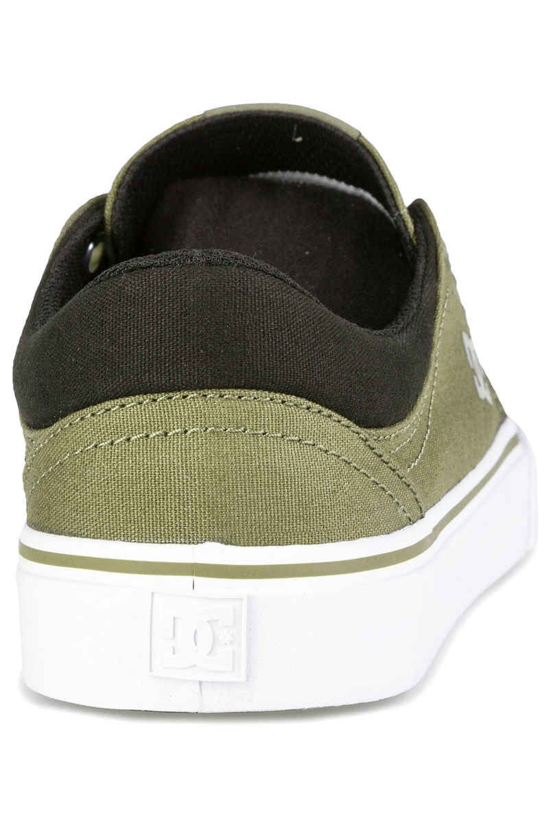 DC Trase TX Shoes  (olive)