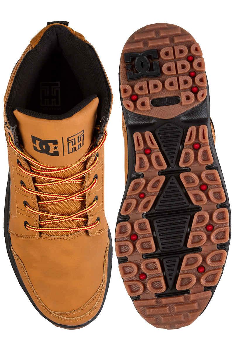 DC Torstein Shoes (wheat dark chocolate)