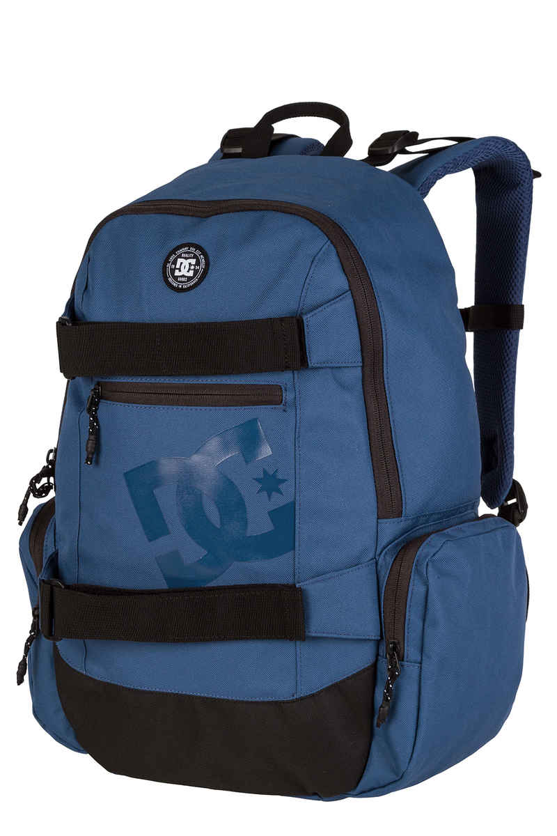 DC The Breed Rucksack 24L (washed indigo)