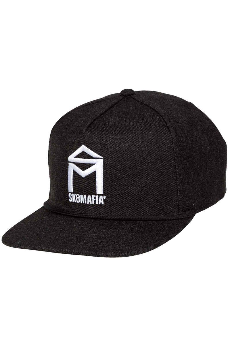 DC x Sk8Mafia Stash Snapback Cappellino
