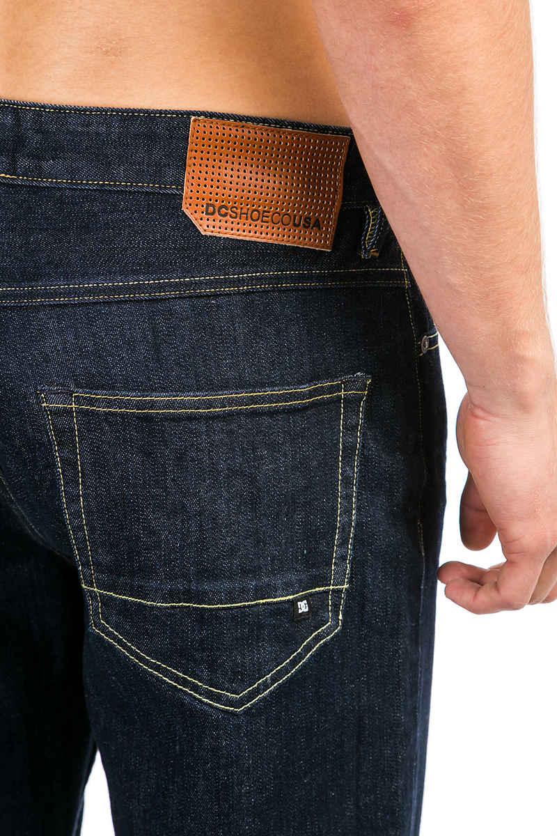DC Worker Jeans  (indigo rinse)