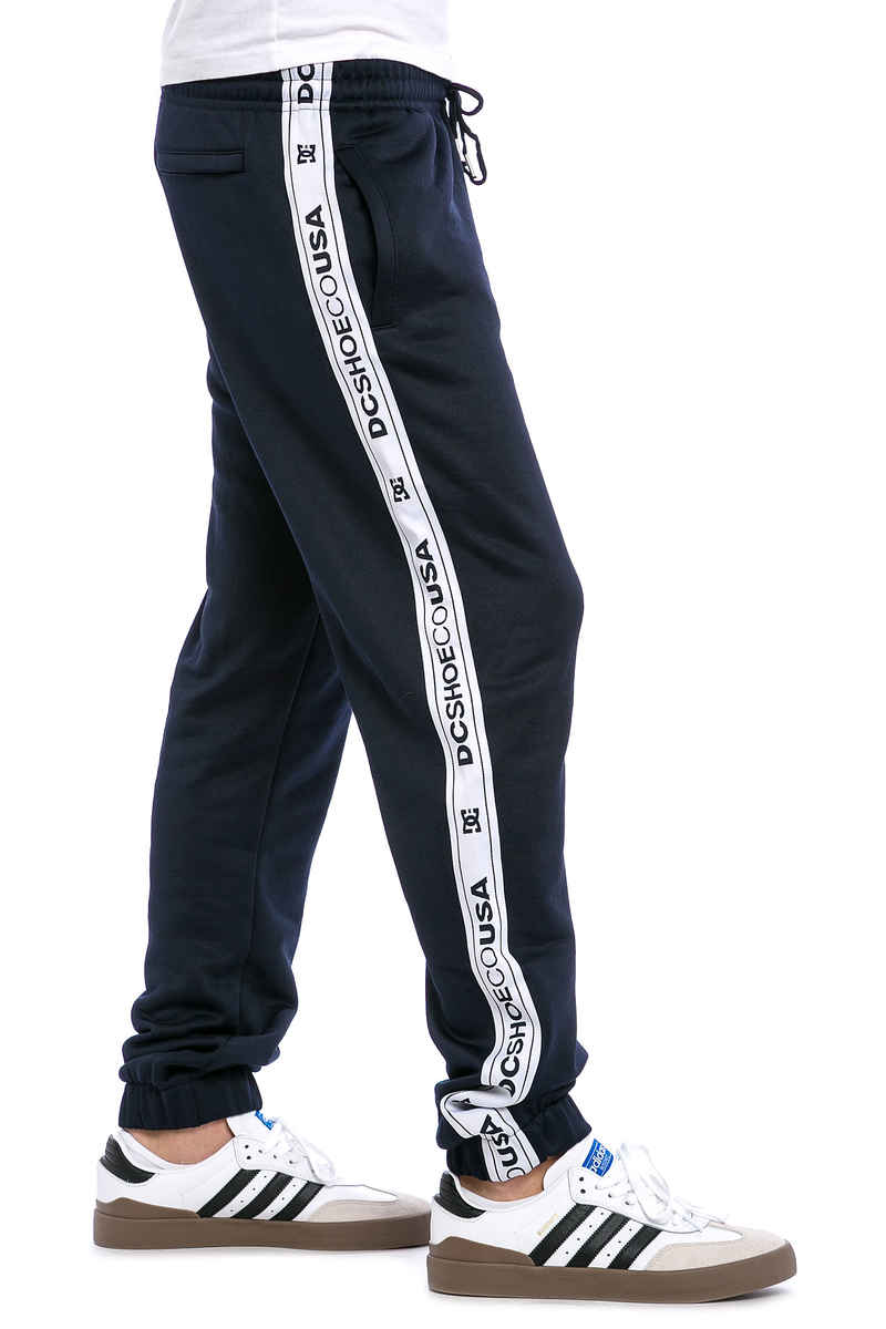 DC Burdons Pants (dark indigo)