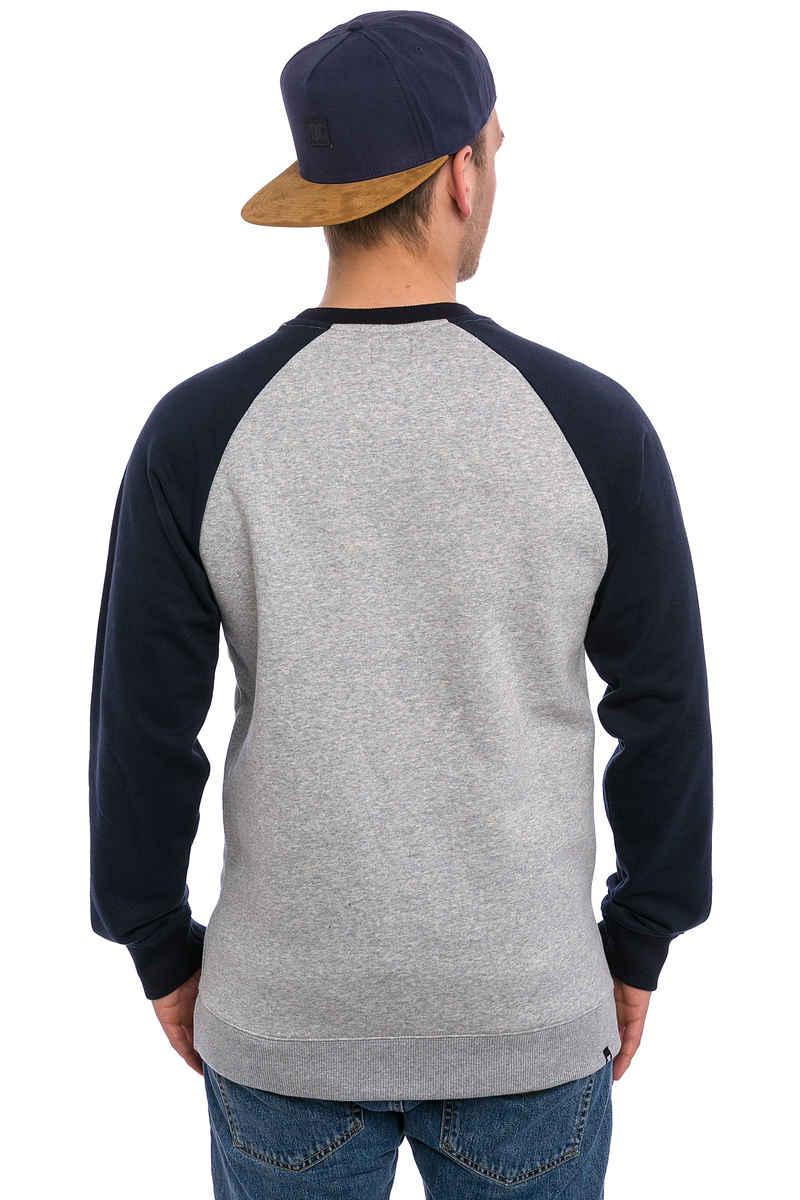 DC Rebuilt 2 Raglan Sweatshirt (grey heather)