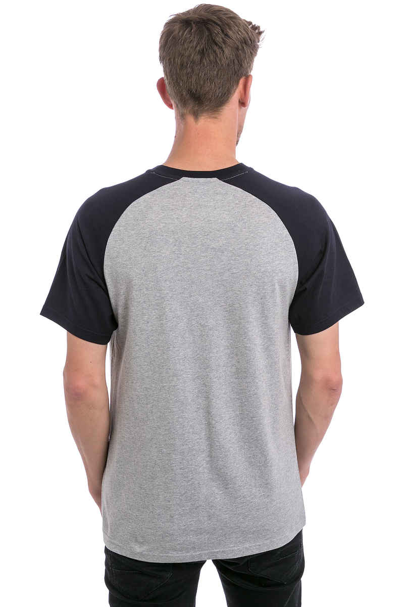 DC Star Raglan T-Shirt (grey heather)