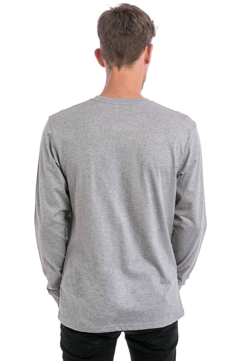 DC Star Longsleeve (grey heather)