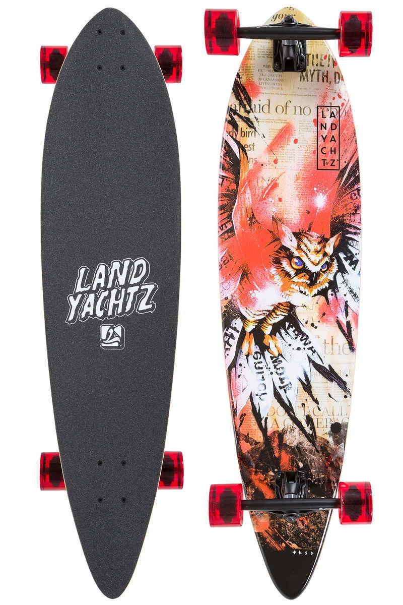 "Landyachtz Bamboo Totem Taka Owl 41"" (104,1cm) Longboard-Complète"