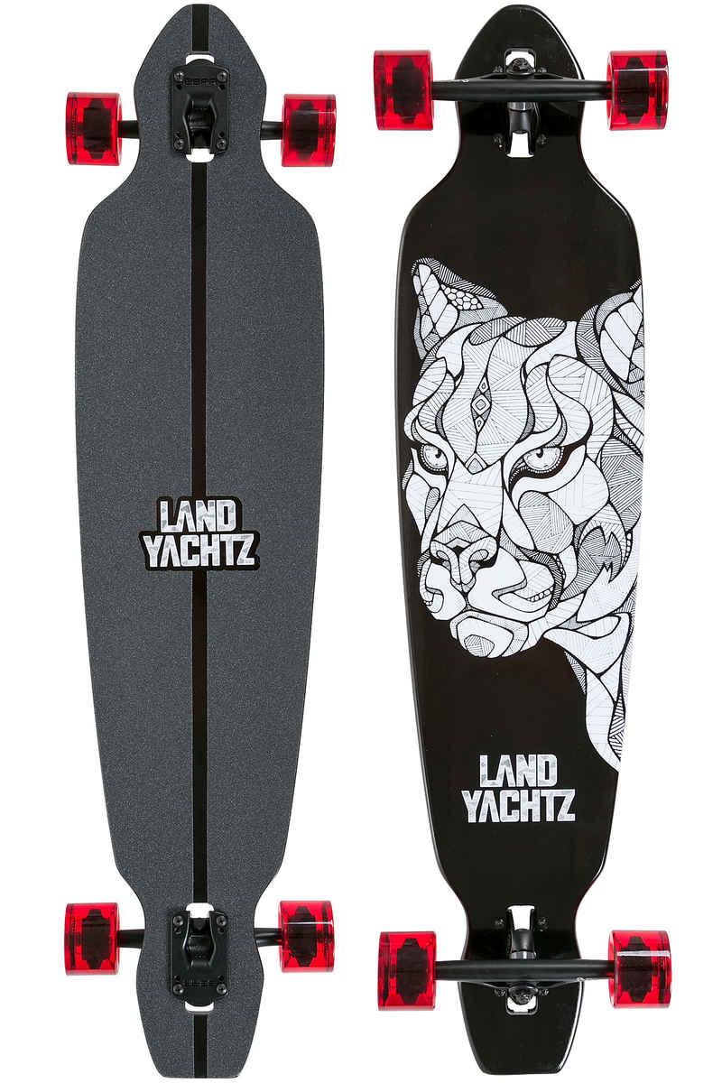 """Landyachtz Battle Axe Cougar 40"""" (101,6cm) Longboard-Complète"""