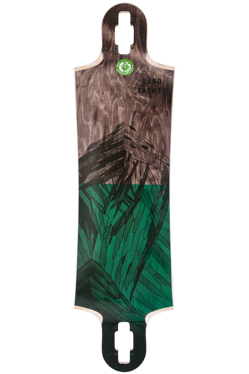 "Landyachtz Switchblade 36"" (91,4cm) Longboard Deck (mountain green)"