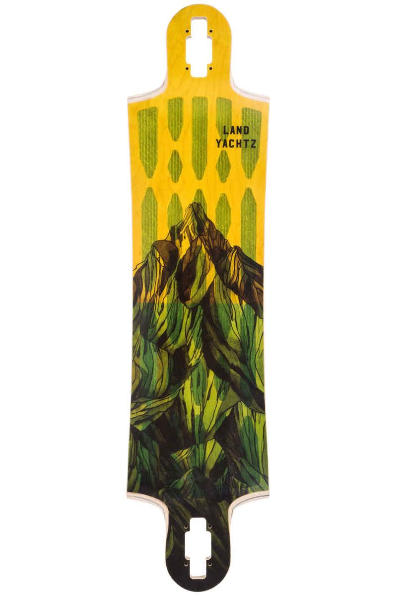 "Landyachtz Switchblade HT 40"" (101,6cm) Longboard Deck (mountain yellow)"