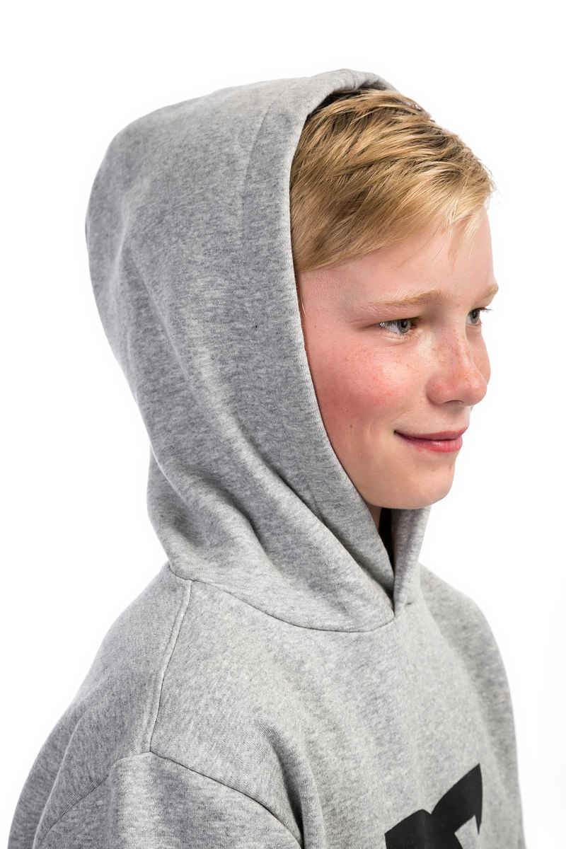 DC Star Hoodie kids (grey heather)