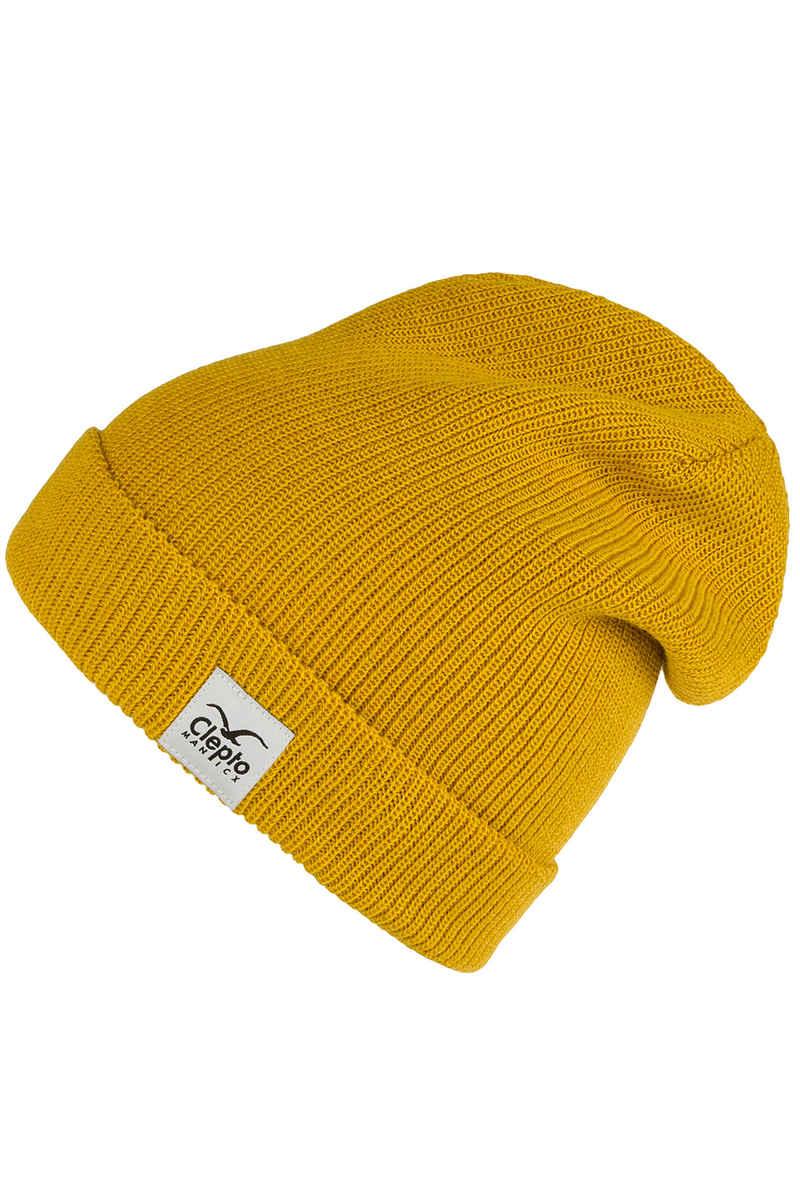 Cleptomanicx Cimo Mütze (golden yellow)