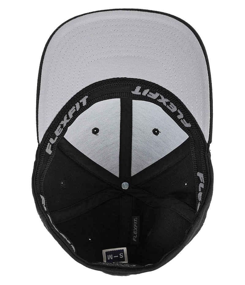 Cleptomanicx Flex Fit Cap (black)